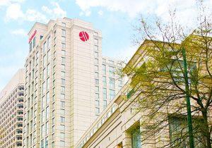 Commonwealth Lodging Management Norfolk Waterside Marriott hotel.